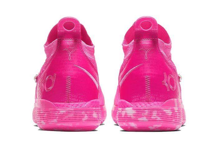 Nike Kd11 Aunt Pearl Heels