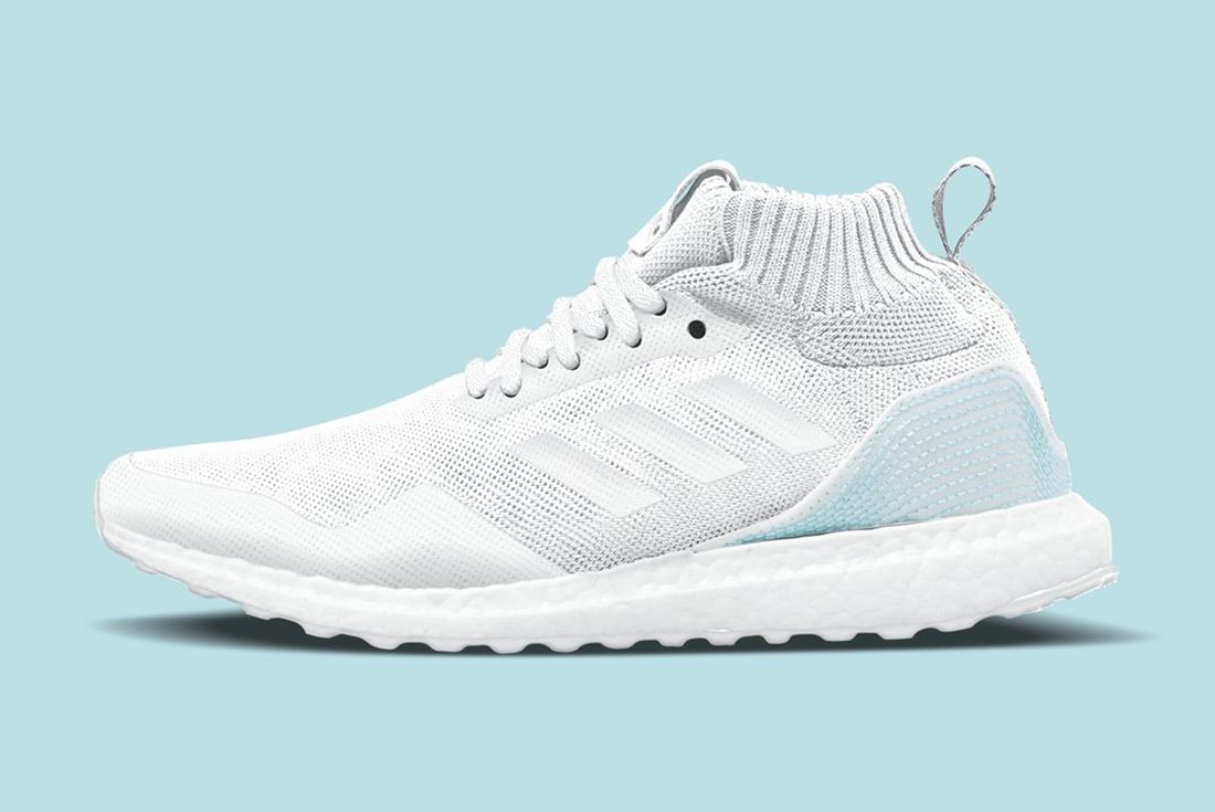 Parley For The Oceans Ultraboost Sneaker Freaker 1