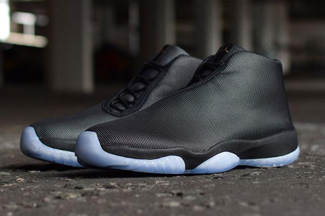 Air Jordan Future Reflective Black 1