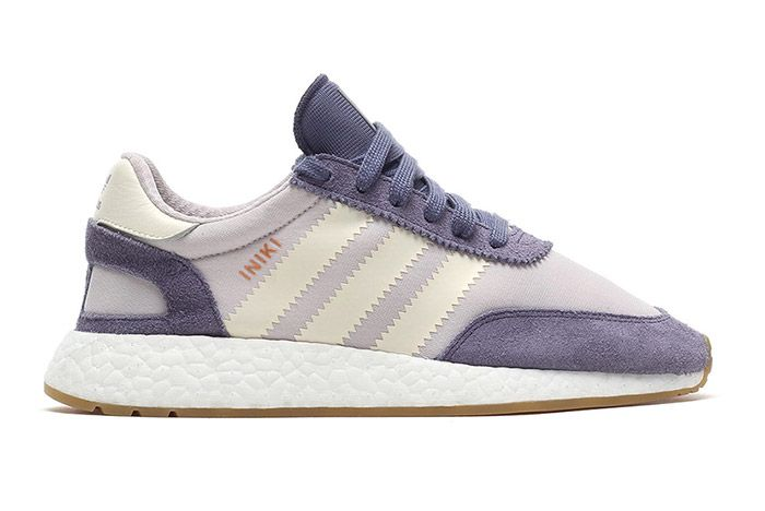 Adidas Iniki Runner Boost Purple 2