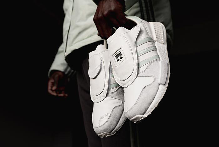 Adidas Never Made Triple White 1