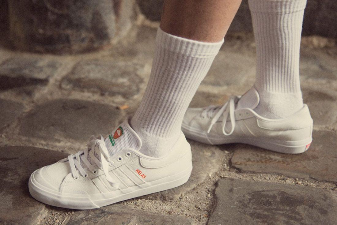 Adidas Matchourt Helas 4