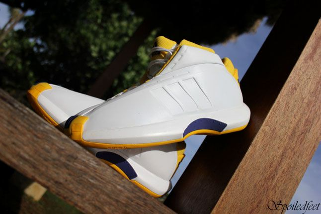 Adidas Crazy One Lakers 1