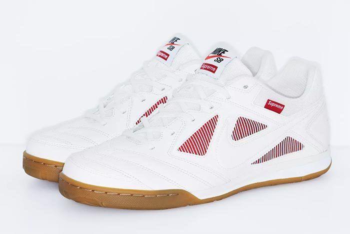 Supreme X Nike Sb Lunar Gato 98