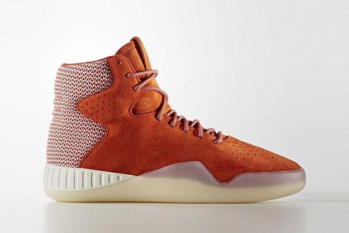 Adidas Tubular Invader Orange 2