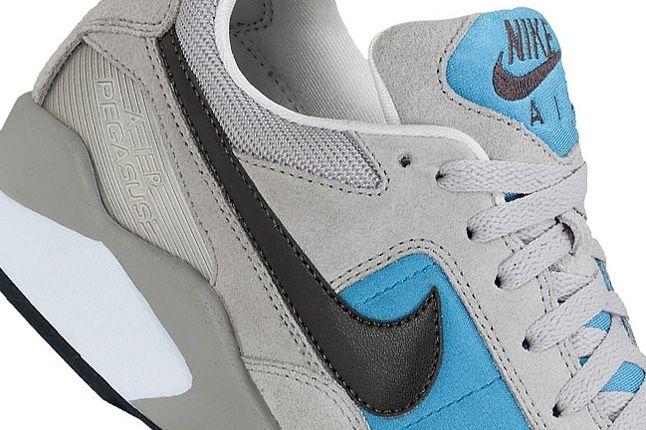 Nike Air Pegasus 92 Blue Detail 1