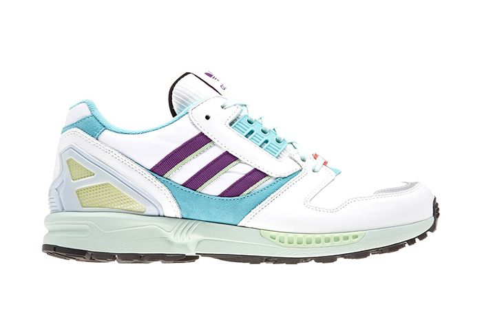 Adidas Zx 8000 Turquoise Right
