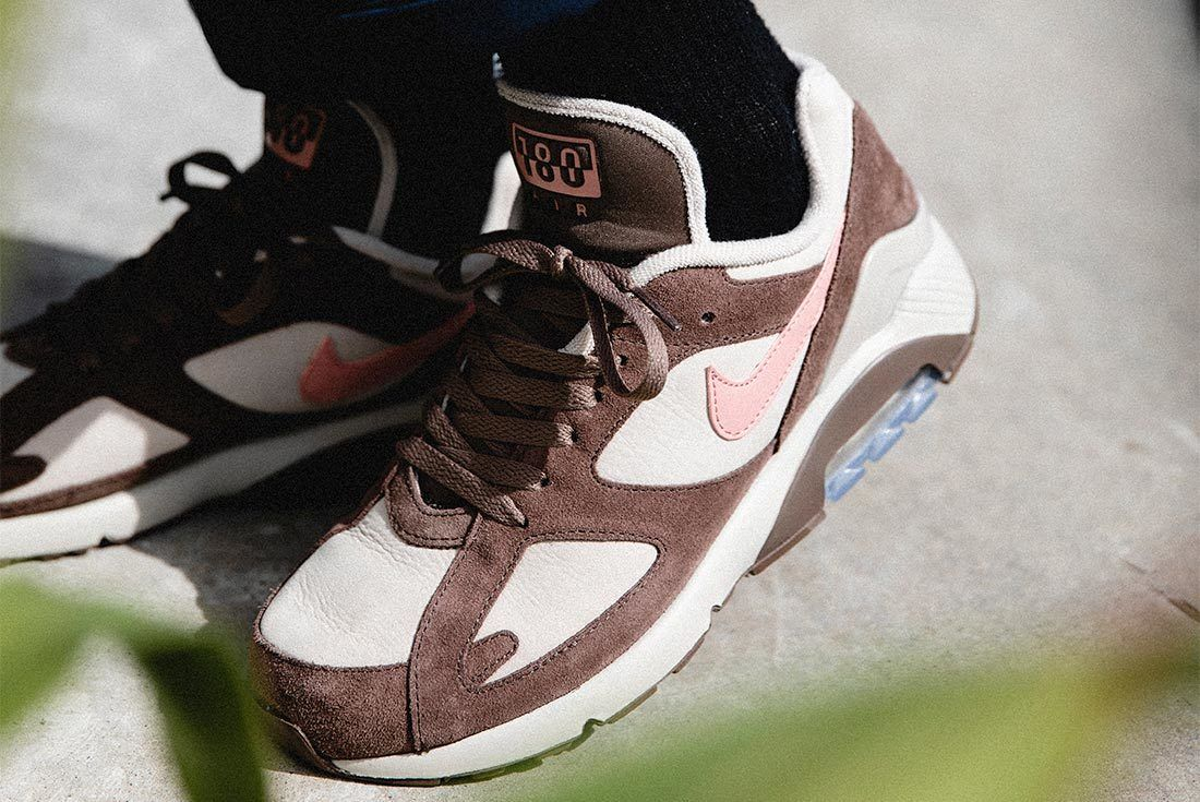 Nike Air Max 180 Rust Pinkbaroque Brown 1