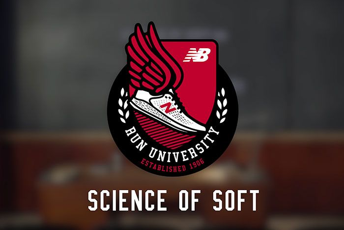New Balance Run University Logo