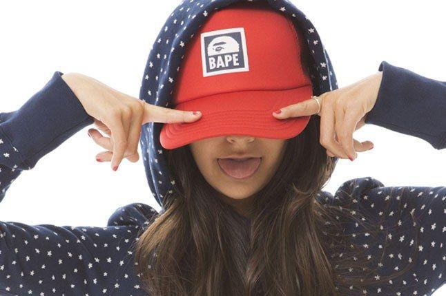 Bape Lookbook 1