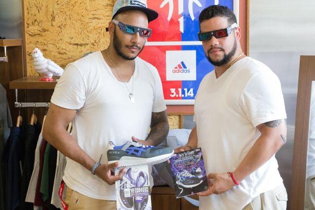Snkr Frkr Alvin Purple Release Recap Packer Shoes 5