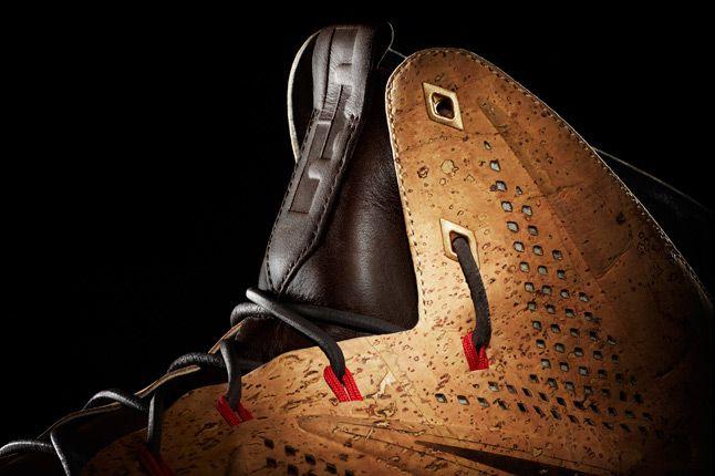 Nike Sports Wear Lebron Cork Details 1