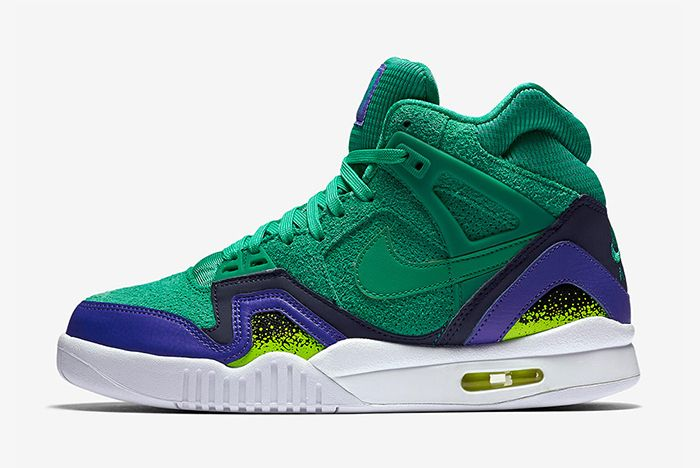 Nike Air Tech Challenge Ii Wmns Stadium Green6
