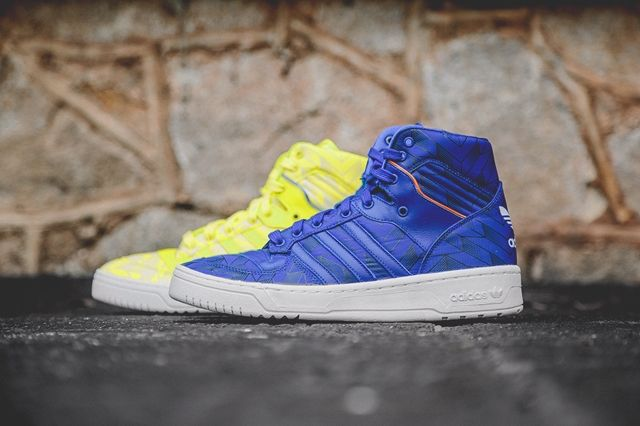 Adidas Rivalry Hi Graphic Pack 1