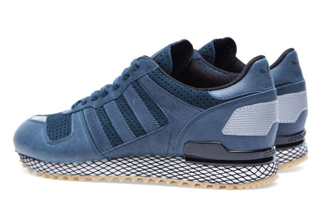 Adidas Originals Zx 700 Gum And Perf Pack Back Angle 1