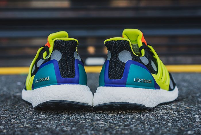 Kolor X Adidas Boost Pack 4