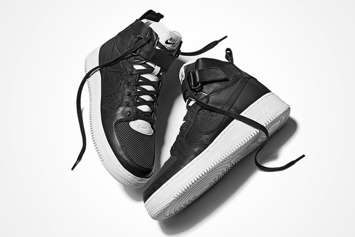 Rochambeau X Nike Lab Air Force 1 Hi Cmft Feature