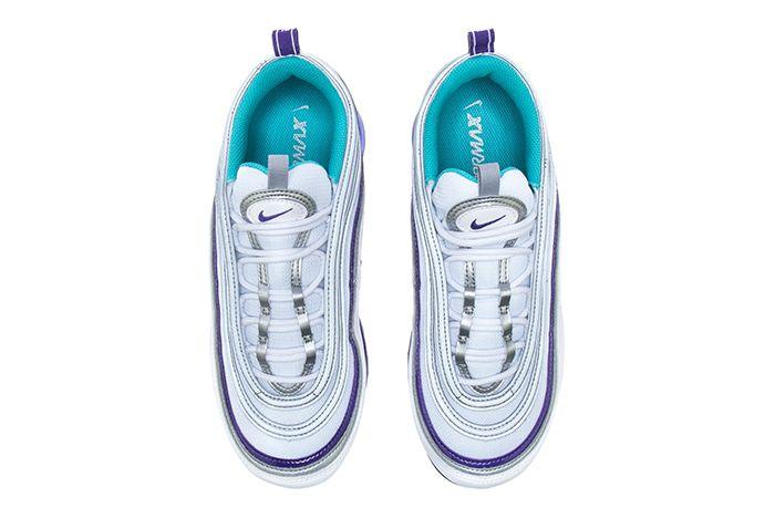 Nike Air Vapormax 97 White Purple 2
