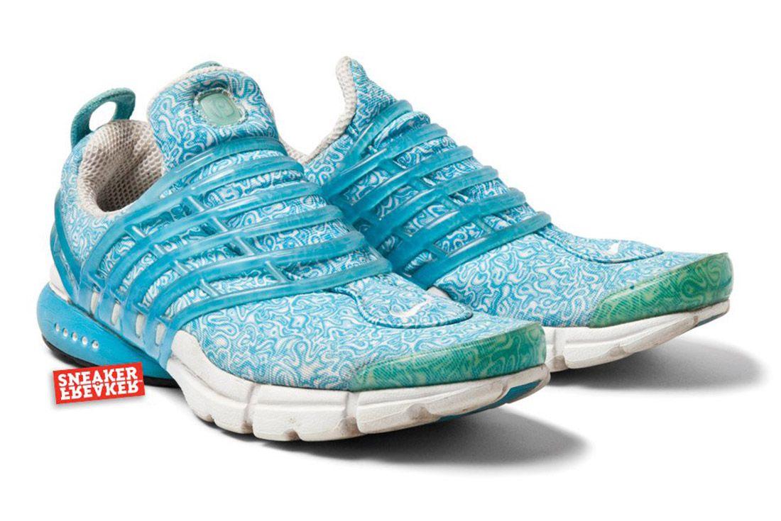 Material Matters Alternative Closures Nike Presto Faze 1