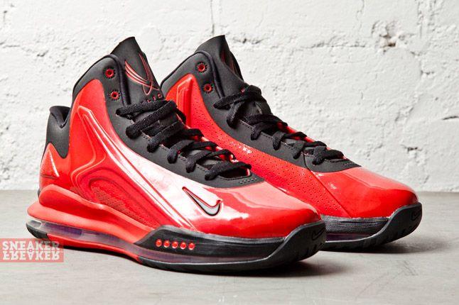 Nike Hyperflight Max University Red Black 2