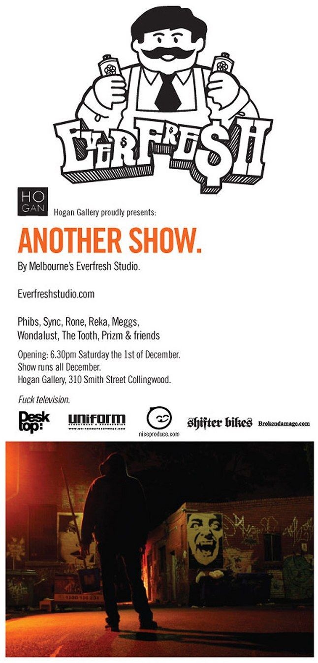Everfresh Presents Another Show 1