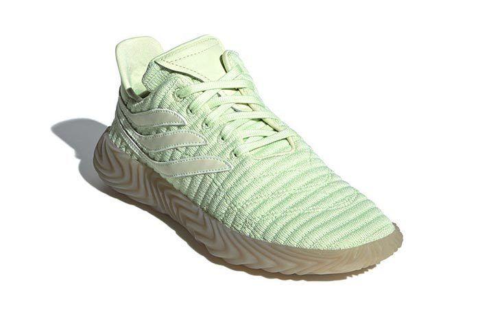 Adidas Sobakov Aero Green 1