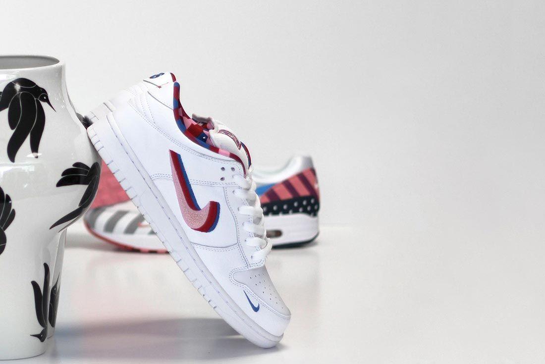 Parra Nike Sb Dunk Low Empire 8