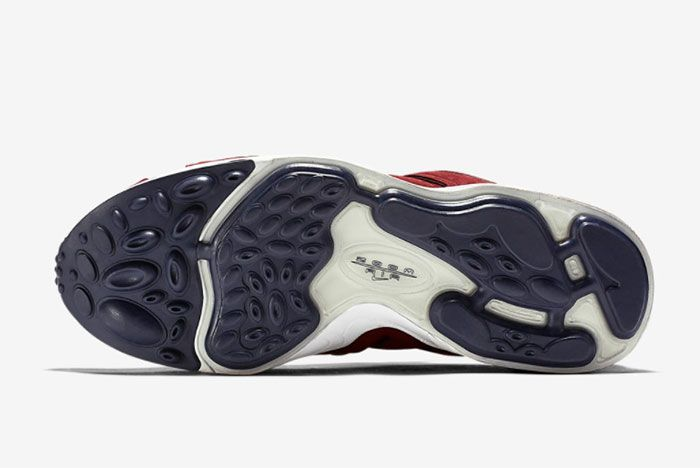 Nike Air Zoom Spirimic Red 4