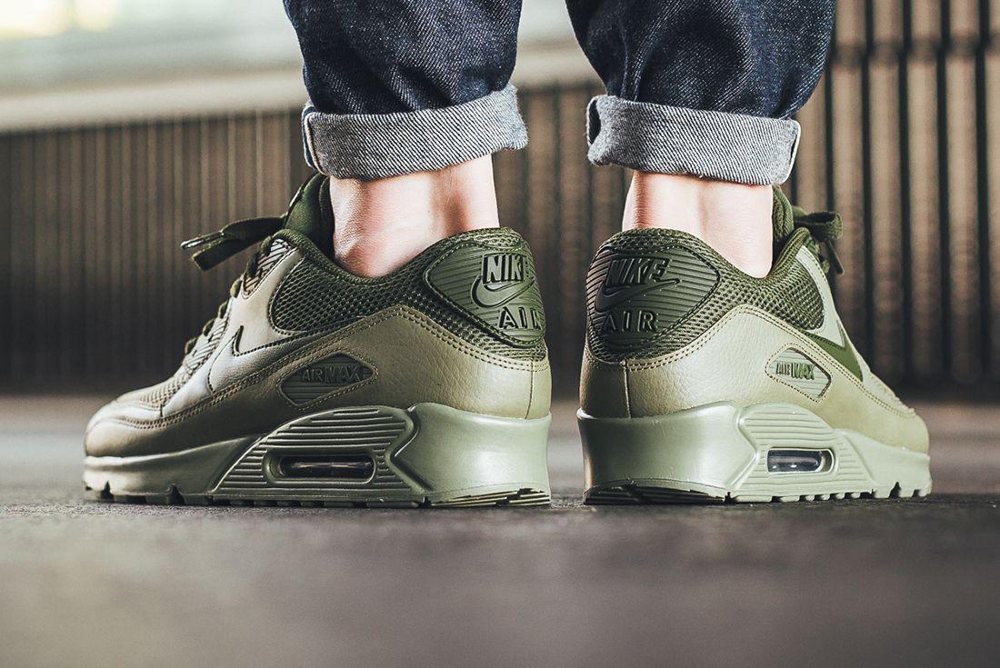 Nike Air Max 90 Legion Green 1