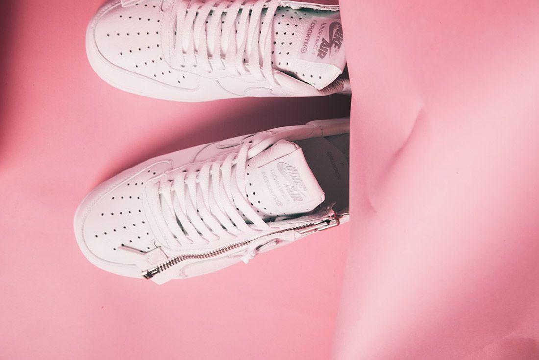 Nike Air Force 1 Af100 Collection Closer Look Sneaker Freaker 43