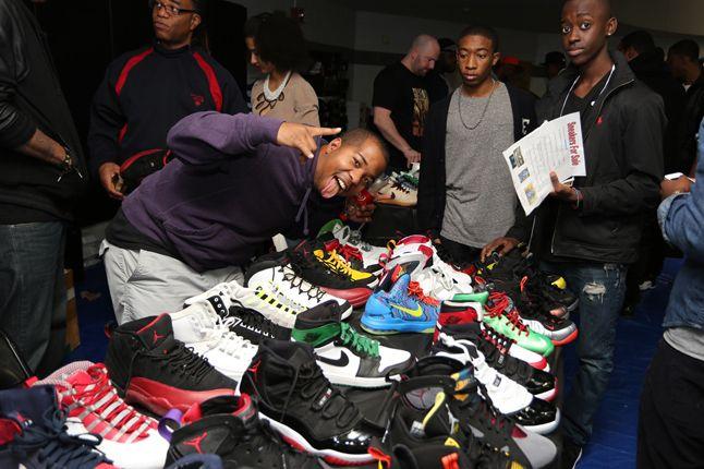 Sneaker Con Atlanta 2013 Yew 1
