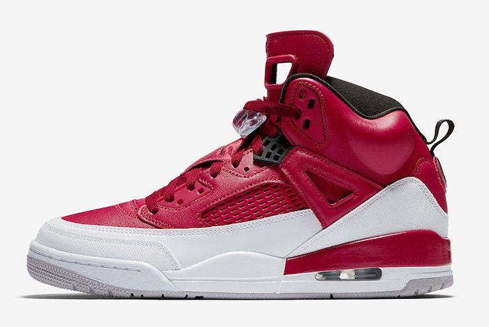 Air Jordan Spizike Gym Red White 2