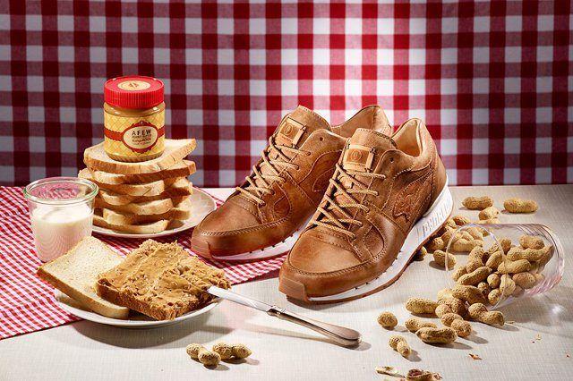 Afew X Kanga Roos Coil R1 Peanut Butter