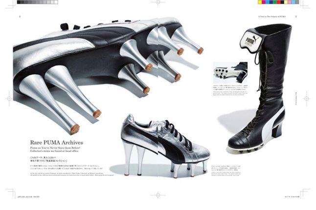 Shoe Master Puma Book 6 1