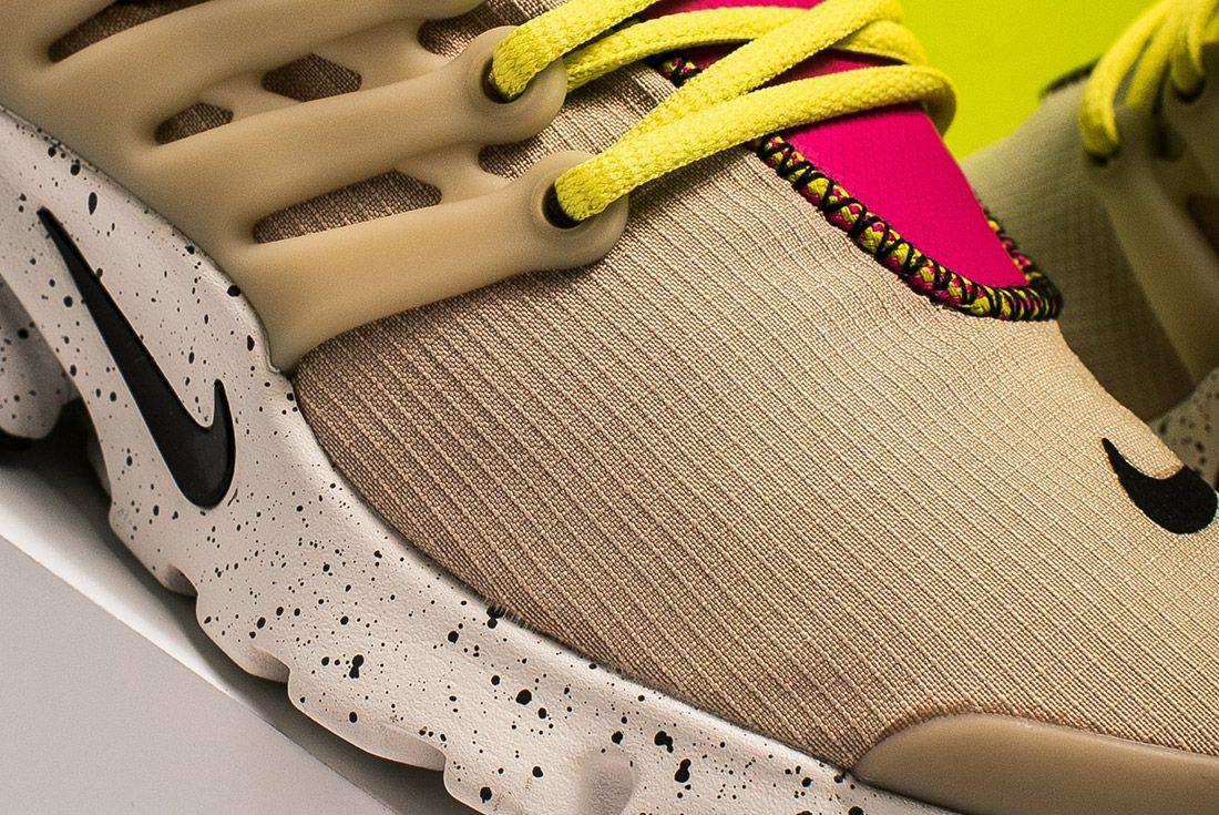 Nike Womens Air Presto Ultrasi Mushroom Deadly Pink 1