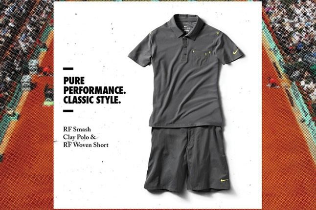 Nike French Open Tennis 2 3
