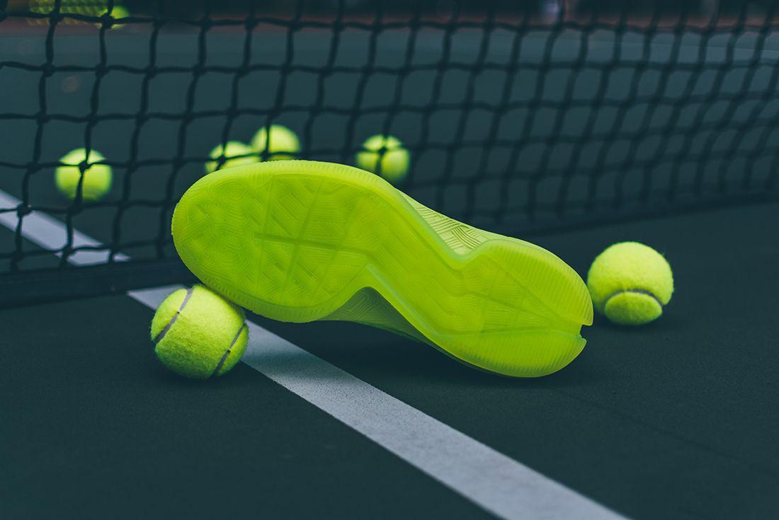 Adidas D Lillard 2 Tennis Ball6