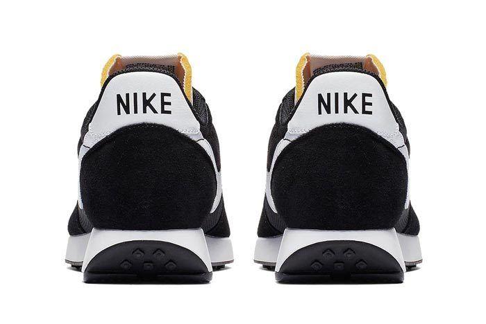 Nike Air Tailwind Black White 4