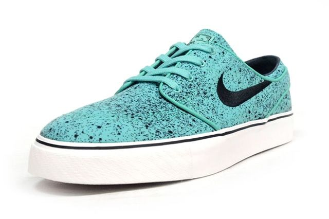 Nike Sb Stefan Janoski Electric Green 5