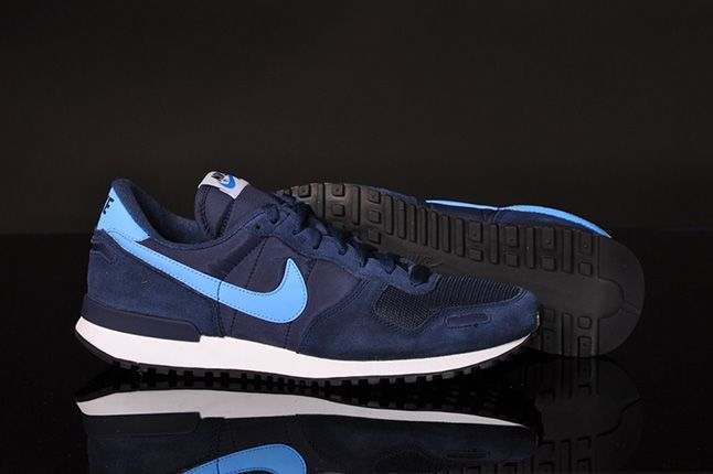 Nike Air Vortex Mid Navy University Blue Sole 1