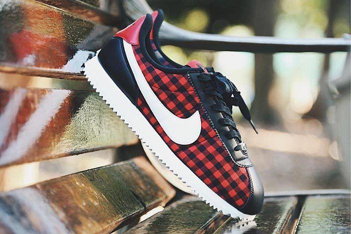 Nike Cortez Plaid 2