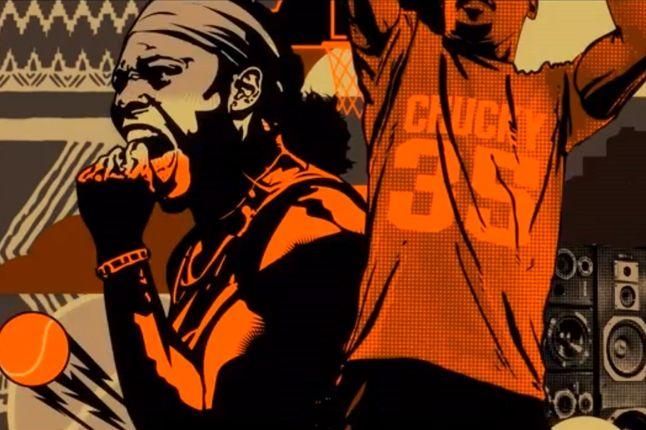Black History Month Campaign Comic 1