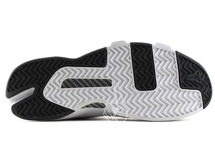 Nike Kobe 1 Prototype 2005 White Black Carbon Fiber