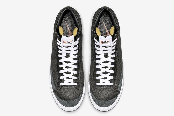 Nike Blazer Mid Canvas Pack Black Top