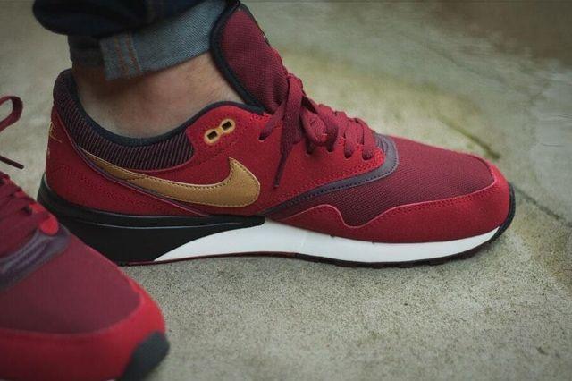 Nike Air Odyssey Gym Red 8