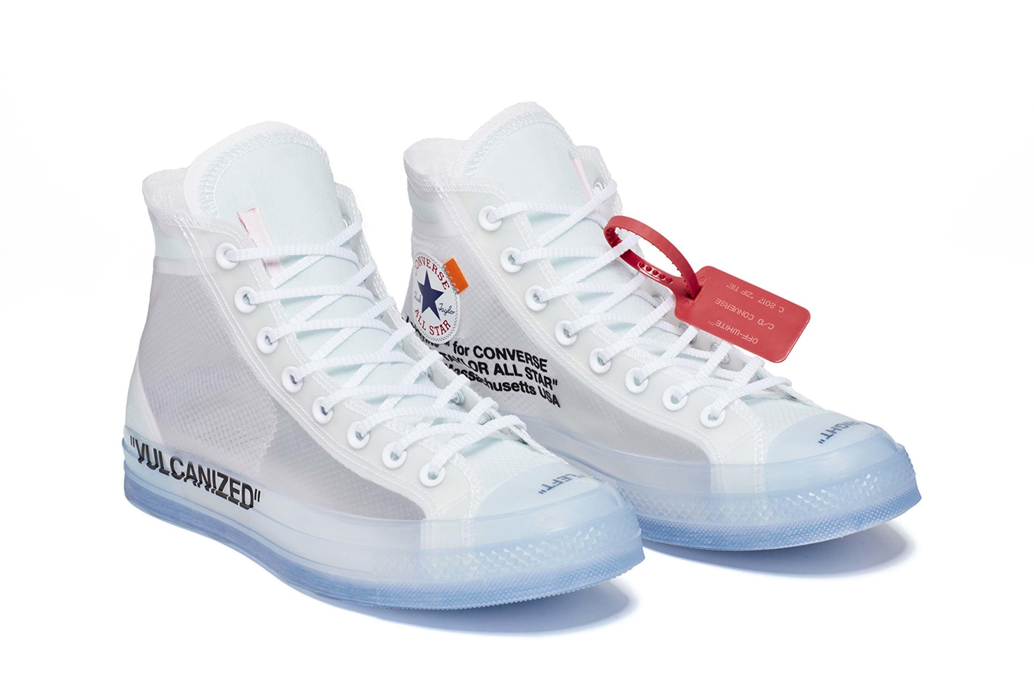 Converse Virgil Abloh Chuck 70 The Ten Release 4 Sneaker Freaker