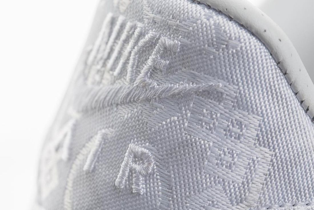 Clot X Nike Air Force 1 White On White 2018 Sneaker Freaker 5