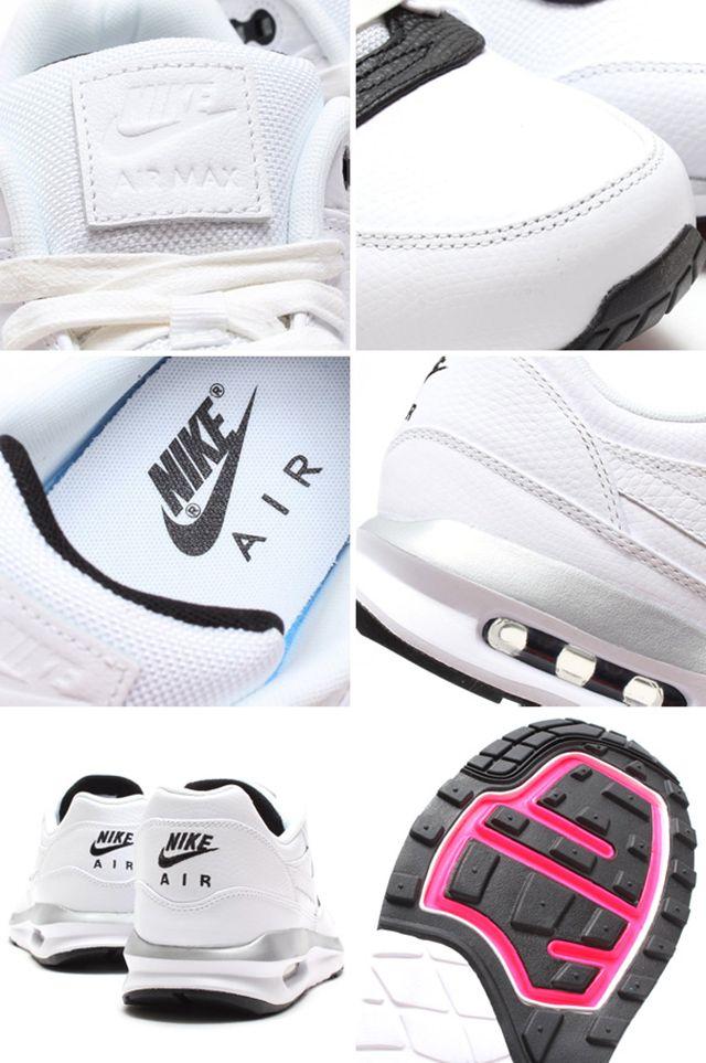 Nike Air Max Lunar1 Deluxe White 2