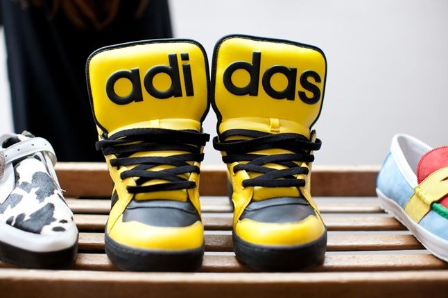 Adidas Aloe Blacc Jeremy Scott 1 1