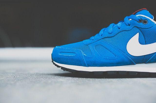 Nike Air Waffle Trainer Military Blue 4